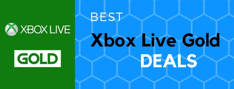 Xbox Live Gold Deals